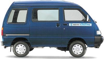 woodford motor company - piaggio porter range